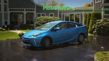 Toyota Prius TV Spot, 'It Can Take All Your Stuff' [T2]
