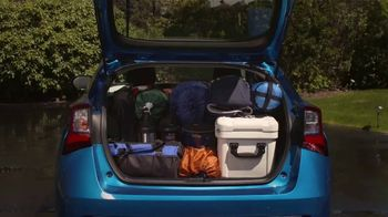 Toyota Prius TV Spot, 'It Can Take All Your Stuff' [T2] - Thumbnail 4