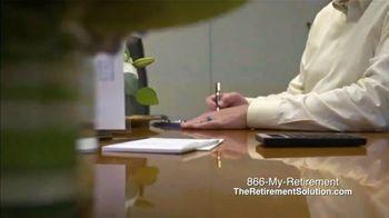 The Retirement Solution Inc. TV Spot, 'First Ten Callers'