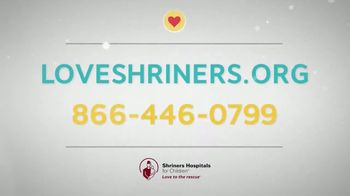 Shriners Hospitals for Children TV Spot, 'Thank You for Giving' - Thumbnail 10