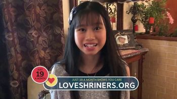 Shriners Hospitals for Children TV Spot, 'Thank You for Giving' - Thumbnail 5