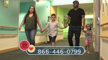 Shriners Hospitals for Children TV Spot, 'Thank You for Giving' - Thumbnail 7