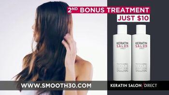 Keratin Salon/Direct TV Spot, 'Salon Quality Treatment' - Thumbnail 9