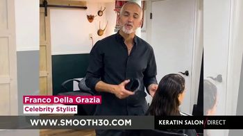 Keratin Salon/Direct TV Spot, 'Salon Quality Treatment'