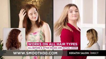 Keratin Salon/Direct TV Spot, 'Salon Quality Treatment' - Thumbnail 3