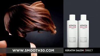 Keratin Salon/Direct TV Spot, 'Salon Quality Treatment' - Thumbnail 7
