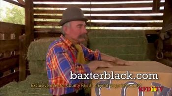 Baxter Black Back in Time Cowboy Theater TV Spot, 'Entertainment' - Thumbnail 2