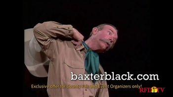 Baxter Black Back in Time Cowboy Theater TV Spot, 'Entertainment' - Thumbnail 5
