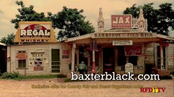 Baxter Black Back in Time Cowboy Theater TV Spot, 'Entertainment' - Thumbnail 7