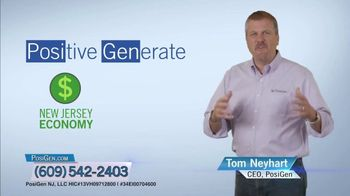 PosiGen Solar TV Spot, 'What's In a Name: New Jersey Economy' - Thumbnail 5