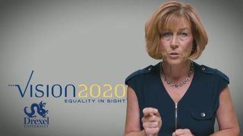 Drexel University Vision 2020 TV Spot, 'Voice' - Thumbnail 6
