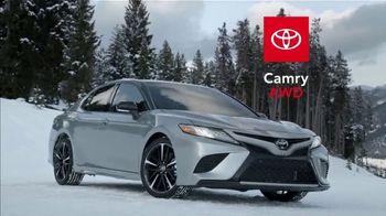 2020 Toyota Camry TV Spot, 'Gravel, Rain or Snow' [T2] - Thumbnail 10