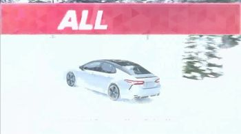 2020 Toyota Camry TV Spot, 'Gravel, Rain or Snow' [T2] - Thumbnail 2