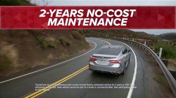 2020 Toyota Camry TV Spot, 'Gravel, Rain or Snow' [T2] - Thumbnail 8