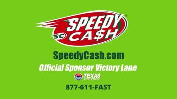Speedy Cash TV Spot, 'Victory Lane' - Thumbnail 6