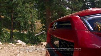 Toyota 4Runner TV Spot, 'Dear Rocky Road' [T1] - Thumbnail 2