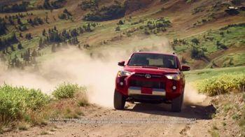 Toyota 4Runner TV Spot, 'Dear Rocky Road' [T1] - Thumbnail 3