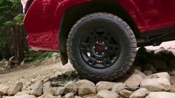 Toyota 4Runner TV Spot, 'Dear Rocky Road' [T1] - Thumbnail 6