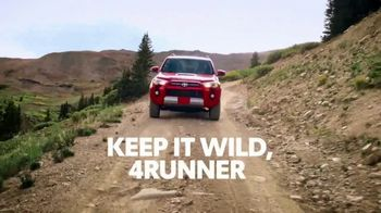 Toyota 4Runner TV Spot, 'Dear Rocky Road' [T1] - Thumbnail 9