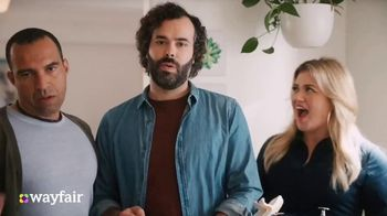 Wayfair TV Spot, 'You Got This' Featuring Kelly Clarkson, Song by Jamie Lono - Thumbnail 5
