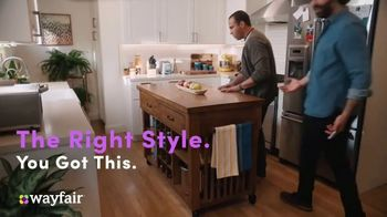 Wayfair TV Spot, 'You Got This' Featuring Kelly Clarkson, Song by Jamie Lono - Thumbnail 6