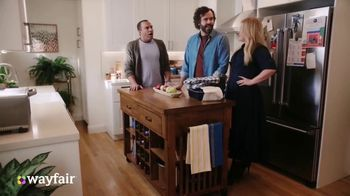 Wayfair TV Spot, 'You Got This' Featuring Kelly Clarkson, Song by Jamie Lono - Thumbnail 7