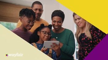 Wayfair TV Spot, 'You Got This' Featuring Kelly Clarkson, Song by Jamie Lono - Thumbnail 8