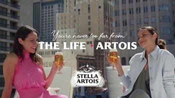 Stella Artois TV Spot, 'Daydream (In the Life Artois)' Song by M. Ward, Alia Farah, ft. Liev Schreiber - Thumbnail 9