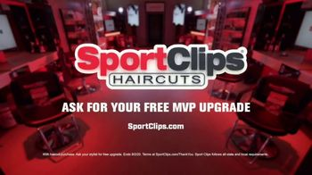 Sport Clips TV Spot, 'It's a New Season' - Thumbnail 10