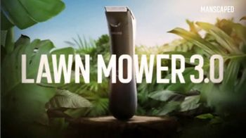 Manscaped The Lawn Mower 3.0 TV Spot, 'The Grooming Guru Is Here to Rescue You' - Thumbnail 9