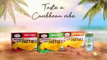 Grace Foods Jamaican Style Patties TV Spot, 'Delicious Caribbean Way' - Thumbnail 10