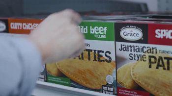 Grace Foods Jamaican Style Patties TV Spot, 'Delicious Caribbean Way' - Thumbnail 4