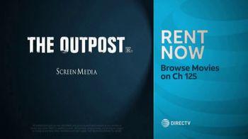 DIRECTV Cinema TV Spot, 'The Outpost' - Thumbnail 10