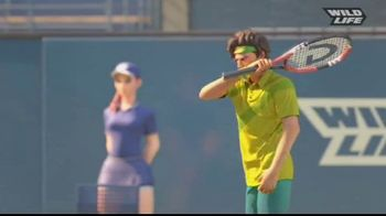 Tennis Clash TV Spot, 'Are You Kidding Me?' - Thumbnail 5