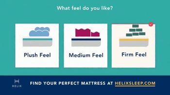 Helix Sleep TV Spot, 'Sleep Quiz' - Thumbnail 4