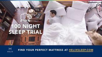 Helix Sleep TV Spot, 'Sleep Quiz' - Thumbnail 8