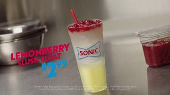 Sonic Drive-In Lemonberry Slush Float TV Spot, 'Running the Game' - Thumbnail 9