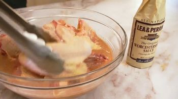 Lea & Perrins TV Spot, 'Cooking Channel: Summertime Recipe' - Thumbnail 5