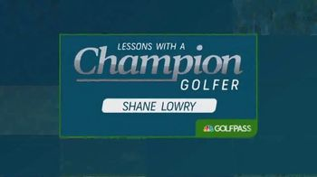 GolfPass TV Spot, 'Lessons With a Champion Golfer: Shane Lowry' - Thumbnail 6