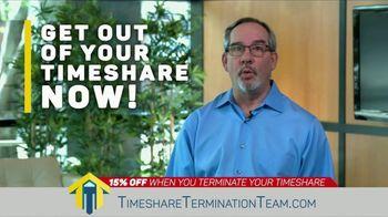 Timeshare Termination Team TV Spot, 'Freedom: 15 Percent Off' - Thumbnail 3