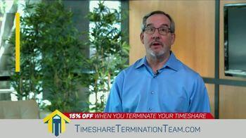 Timeshare Termination Team TV Spot, 'Freedom: 15 Percent Off' - Thumbnail 4