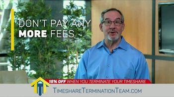 Timeshare Termination Team TV Spot, 'Freedom: 15 Percent Off' - Thumbnail 5