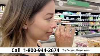 Coppershape Copper-Infused Compression Gloves TV Spot, 'Barrier of Protection' - Thumbnail 2