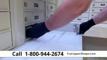 Coppershape Copper-Infused Compression Gloves TV Spot, 'Barrier of Protection' - Thumbnail 7