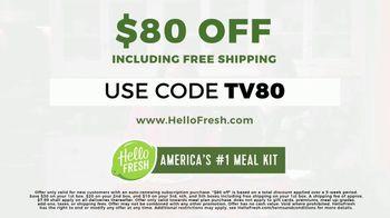 HelloFresh TV Spot, 'Melissa: $80 Off' - Thumbnail 9