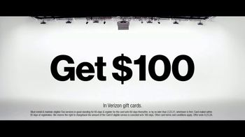 Fios by Verizon TV Spot, 'How Do You Build: Internet for $39.99 + Hulu and More' - Thumbnail 10