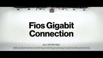 Fios by Verizon TV Spot, 'How Do You Build: Internet for $39.99 + Hulu and More' - Thumbnail 9