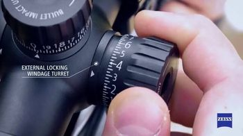 Zeiss Riflescopes TV Spot, 'Engravings' - Thumbnail 5