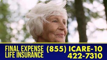 Final Expense Life Insurance TV Spot, 'Saying Goodbye: Ease the Burden' - Thumbnail 8