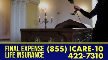 Final Expense Life Insurance TV Spot, 'Saying Goodbye: Ease the Burden' - Thumbnail 2